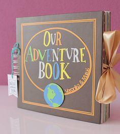 kavabb / Our adventure book 20x20