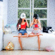 Barbie Sets, Barbie Dolls Diy, Barbie Fashionista Dolls, Barbie Model, Barbie Gowns, Doll Clothes Barbie, Barbie Doll House, Barbie Life, Barbie World