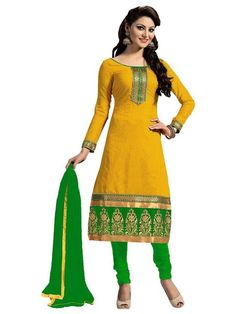 a66c46f3f3 Net Salwar Suit Dupatta Unstitched Dress Material for women's By Mannat  Fashion Only In Rs.