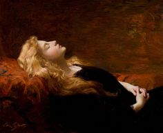 Dornröschen ~ Sleeping Beauty ~ Victor Gabriel Gilbert