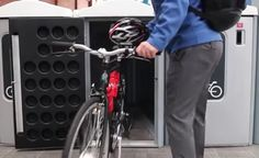 Bike Locker, Parking Solutions, Bike Parking, Separate, Lockers, Safety, The Unit, Check, Security Guard