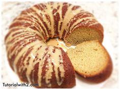 Moist Banana Bundt Cake Recipe