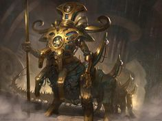 MTG - Chief of the Foundry