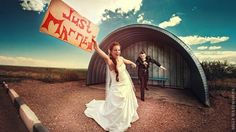 Just Married - 50 Creative Ideas of Wedding Photography Wedding Photography Contract, Photography Pricing, Creative Wedding Photography, Wedding Photography Inspiration, Photography Business, Art Photography, Digital Photography, Wedding Inspiration, Wedding Ceremony Music