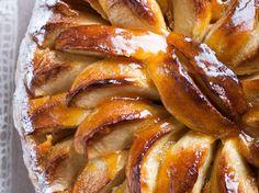 """טארט תפוחים של כריסטוף מישלאק (צילום: יח""""צ, סטודיו שירן כרמל)"""