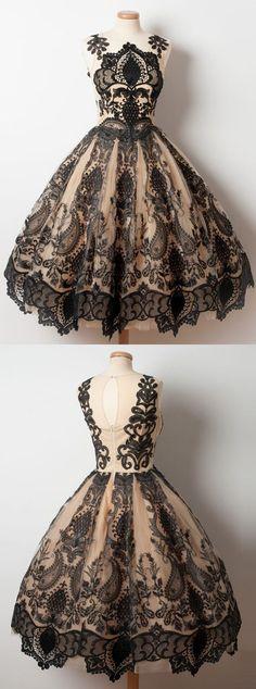 2017 homecoming dresses,short homecoming dresses,short prom dresses,lace homecoming dresses,black homecoming dresses