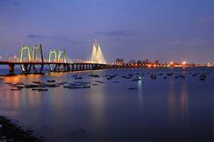 Mumbai, the busiest city of India.