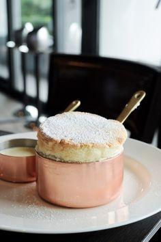 Ohhh souflé souflé! #food