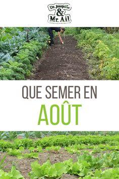 Potager Bio, Plantation, Permaculture, Vegetable Garden, Planters, Vegetables, Gardening, Casual, Blog