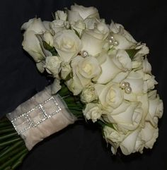 Wedding, Flowers, Bouquet, White, The flower company