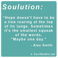 Alex Smith's Soulution