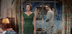 Watched this movie and loved the clothes in it....especially this green dress :)