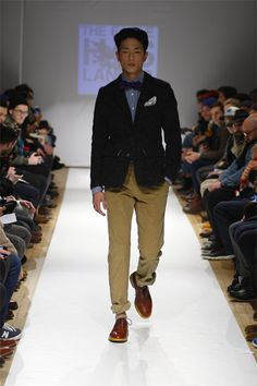 Mark McNairy Fall 2013
