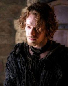 Alfie Allen as Reek in Game of Thrones