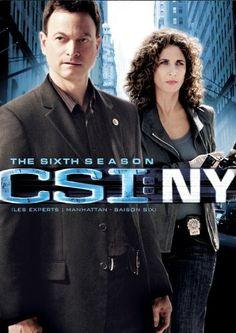 CSI: New York - The Complete Sixth Season DVD ~ Gary Sinise,