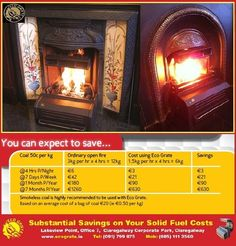 Reduce solid fuel cost and emission by installing Read more through the link . Open Fireplace, Open Fires, Appliances, Link, Gadgets, Accessories, Domestic Appliances, Home Appliances