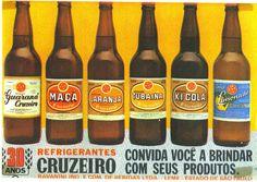 | TUBAÍNAS E AFINS | O portal dos refrigerantes | Confira fotos históricas da NewAge Bebidas (Guaraná Cruzeiro)