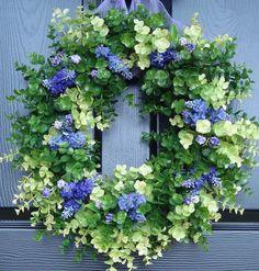 summertime door wreaths   Wreath, Lavender Wreath, Summer Wreath, Front Door Wreaths