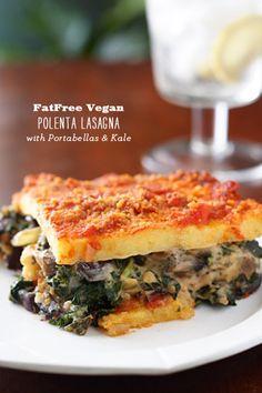 Polenta lasagna and 6 other Lasagna Recipes