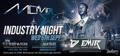 If you're in Dubai this Wednesday you know the place to be!