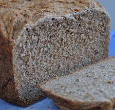 Vegan Flaxseed Bread