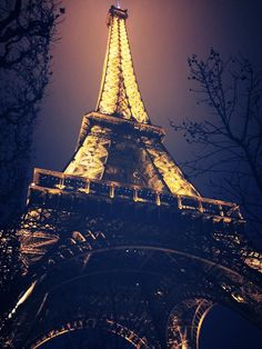 The Eiffel Tower  photo take by me.
