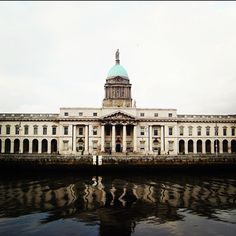 The Custom House in Dublin.