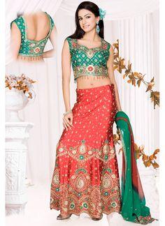 #Fashion Store, Street Fashion, Clothes Shops, Fashion Brands,  Indian #Wedding #Lehenga Shop Now ➤➤ http://www.fashion4style.com/woman/clothing