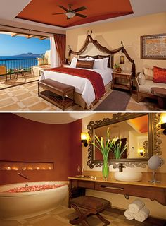 Plan a destination wedding or honeymoon at Secrets Puerto Los Cabos Golf with Apple Vacations!
