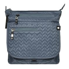 Sherpani Jag LE Medium Crossbody    Feel safe with all products in the Light Effect collection with our anti-theft features. All products are finished off with loop lock zippers, RFID material (to prevent anyone from scanning your credit card information from the outside of your bag) and ultra light weight anti slash bottoms.