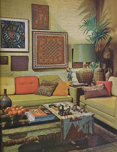 'Creative Decorating on a Budget' by Better Homes and Gardens (1970)