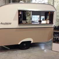 Retro Caravan Vintage Caravans Food Network Trisha Trailers Travel