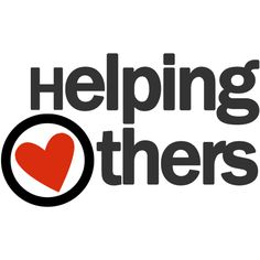 Helping Others The Most Powerful Healing tonic in both directions.