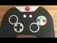 Game Controller, Homemade Christmas Crafts, Diy And Crafts, Crafts For Kids, Pokemon, Hobbies For Kids, Newspaper Basket, Cardboard Art, Under The Sea Party