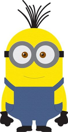 Despicable: Minion Laser Die Cut - Die Cut Dimensions: * 2 x 4 and Kit laser diecut. This is to allow for greater creative flexibility . Minion Classroom Theme, Minion Theme, Minion Birthday, Star Wars Birthday, Minion Template, Minions Eyes, Minion Card, Applique, Creations