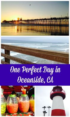 A Local's Guide to Oceanside, California. The classic Southern California surf town, Oceanside is 40 miles north of San Diego and it makes a great Southern California day trip or weekend getaway.