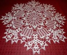 doilies round crochet - Google Search
