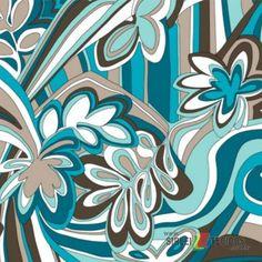 Tecido Coleção Honolulu  A nova tendência de estampados invadiu casas e apartamentos, este movimento é um conceito global, que proporciona elegância a diversos ambientes e tem o poder de aumentar ou diminuir o espaço, quebrando a monotonia na decoração. Combina formas e cores harmoniosamente nos estilos: étnico, arabesco, grafismo, floral e listrado. Podem ser aplicados nos elementos como: estofados, poltronas, cadeiras, almofadas, toalhas, paredes, objetos entre outros