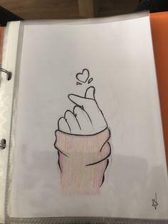 Zeichnungen Bleistift - You should to throw away. Pencil Art Drawings, Love Drawings, Kawaii Drawings, Beautiful Drawings, Art Drawings Sketches, Easy Drawings, Art Sketchbook, Doodle Art, Cartoon Art