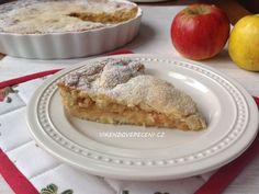 VÍKENDOVÉ PEČENÍ: Křehký jablečný koláč
