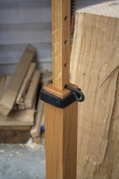 Hnad forged collar and pin - The English Woodworker