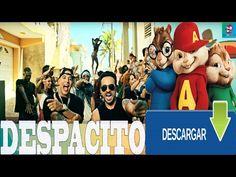 Despacito Luis Fonsi ft Daddy Yankee - Alvin y las ardillas - YouTube