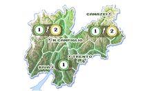 Bollettino meteo montagna/valanghe di Meteotrentino - servizio Meteorologico Provincia di Trento ● http://www.meteotrentino.it/bollettini/today/valanghe_it.aspx?id=9
