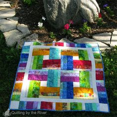 Quilting by the River: Beautiful Batik Giveaway