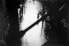 Rain 1950s Photo: Saul Leiter