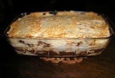 Csokikrémes rakott palacsinta Pancake Dessert, Waffles, Pancakes, Hungarian Recipes, Crepes, Cake Recipes, Food And Drink, Healthy Eating, Yummy Food