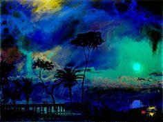 Monpura Dip-Night by rajjib.deviantart.com