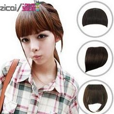 Buy 'Aura Wigs – Hair Fringe - Straight ' with Free International Shipping at YesStyle.com. Browse and shop for thousands of Asian fashion items from China and more!