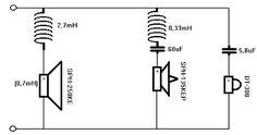 Resultado de imagem para filtro de frecuencias bajas para altavoz