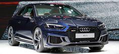 V6-Biturbo mit 450 PS fürs A5-Coupé - Genf 2017: Der neue Audi RS5